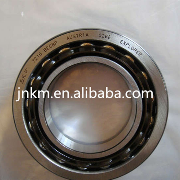 7216 SKF angular contact ball bearing with best price in stock - 80*140*26mm