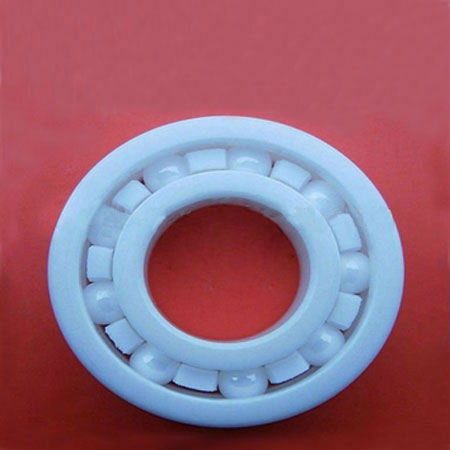 Customs clearance ceramic ball bearing 6208
