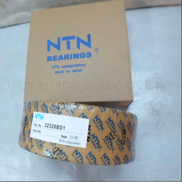 New NTN brand spherical roller bearing 22328BD1 with low noise