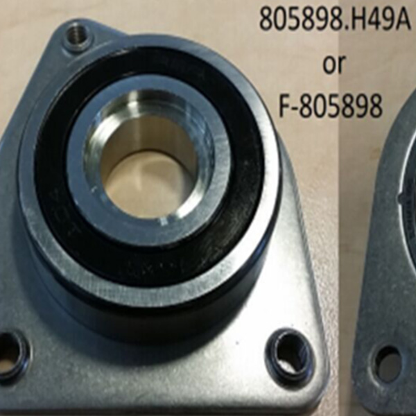 Original ina supplier for pillow block bearing F-805898