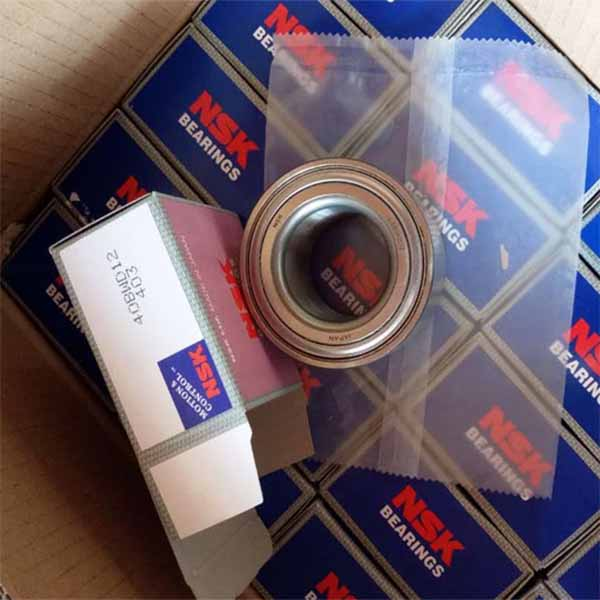 Automotive wheel hub bearing 40BWD12 auto bearing