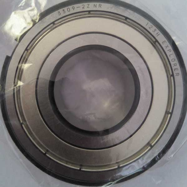 Angular contact Ball Bearing 3312 bearing with nylon cage