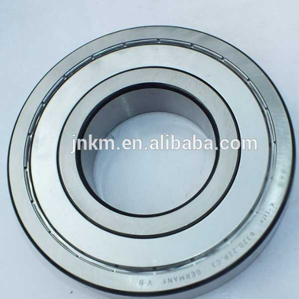 single row deep groove ball bearing 6216 2RS1 size 80*140*26mm