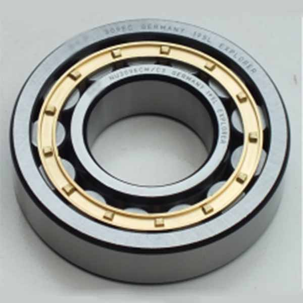 KMY NSK Cylindrical roller bearing NU309 ECM/C3 with size 45*100*25