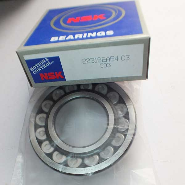 NSK bearing 22318 Spherical Roller Bearing 22318 roller bearings