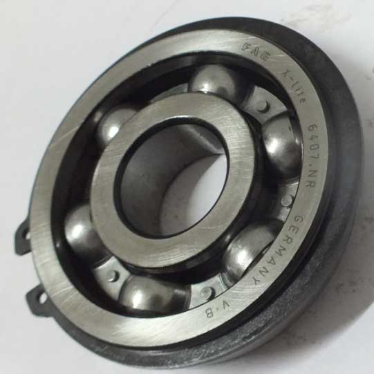Quality bearing deep groove ball bearing 6407